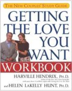 Getting the Love You Want Workbook: The New Couples' Study Guide als Taschenbuch