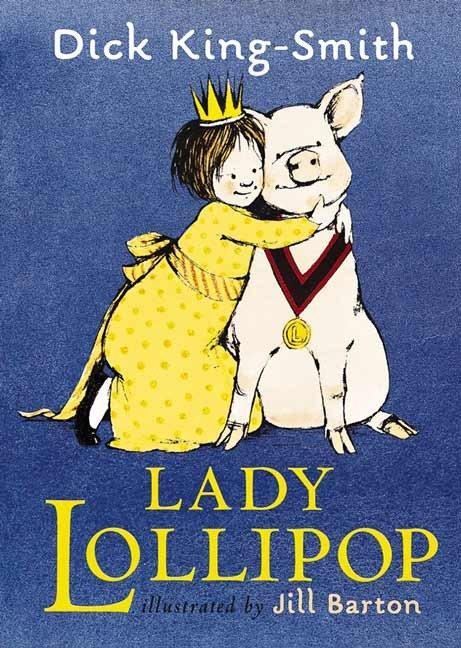 Lady Lollipop als Taschenbuch