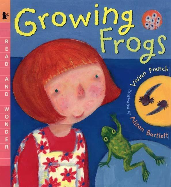 Growing Frogs als Taschenbuch