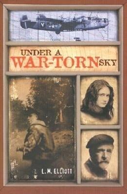Under a War-Torn Sky als Taschenbuch