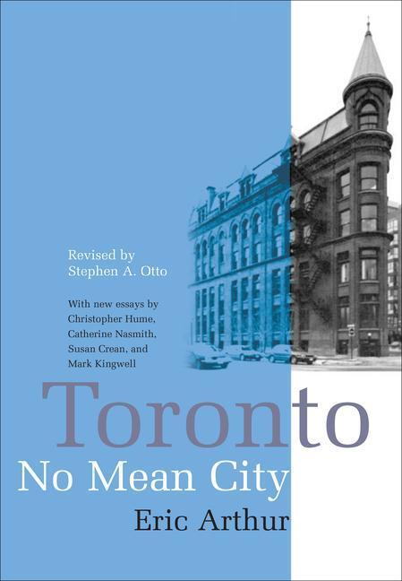 Toronto, No Mean City als Taschenbuch