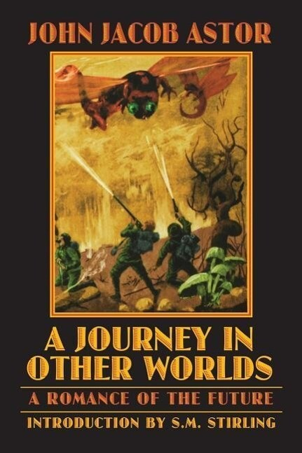 A Journey in Other Worlds: A Romance of the Future als Taschenbuch