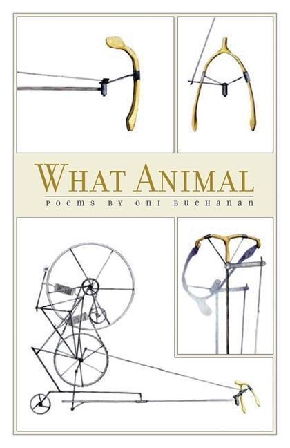What Animal: Poems als Taschenbuch