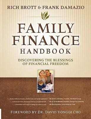 Family Finance Handbook: Discovering the Blessings of Financial Freedom als Taschenbuch