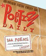 Poetry Daily: 366 Poems from the World's Most Popular Poetry Website als Taschenbuch