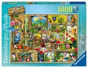 Grandioses Gartenregal Puzzle 1000 Teile
