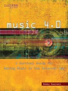 Music 4.0 als eBook Download von Bobby Owsinski...