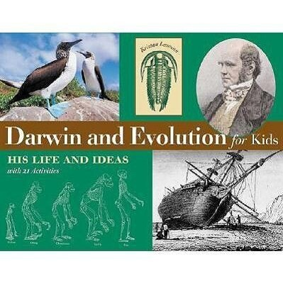Darwin and Evolution for Kids als Taschenbuch