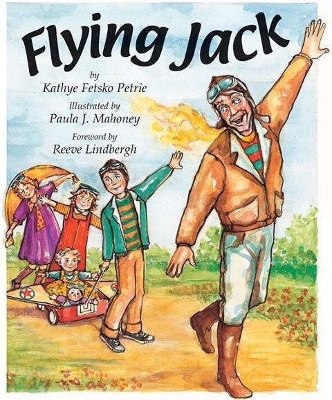 Flying Jack als Buch
