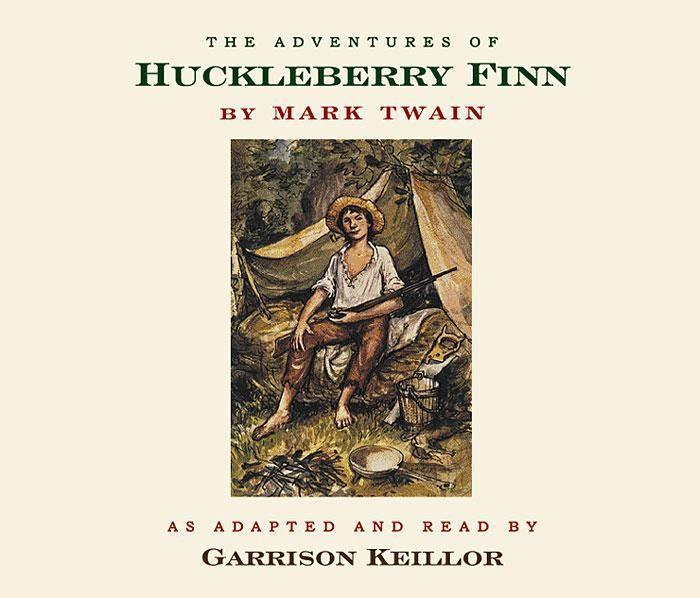 The Adventures of Huckleberry Finn als Hörbuch