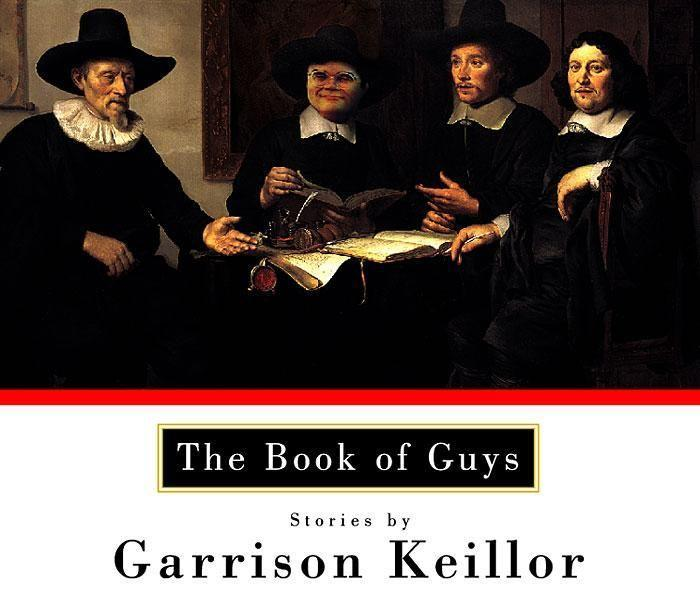 The Book of Guys als Hörbuch