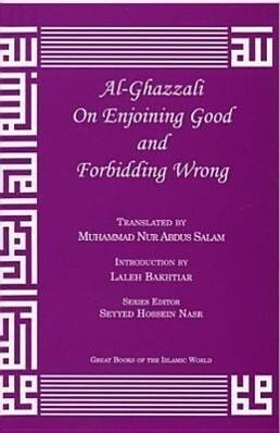 Al-Ghazzali on Enjoining Good and Forbidding Wrong als Taschenbuch