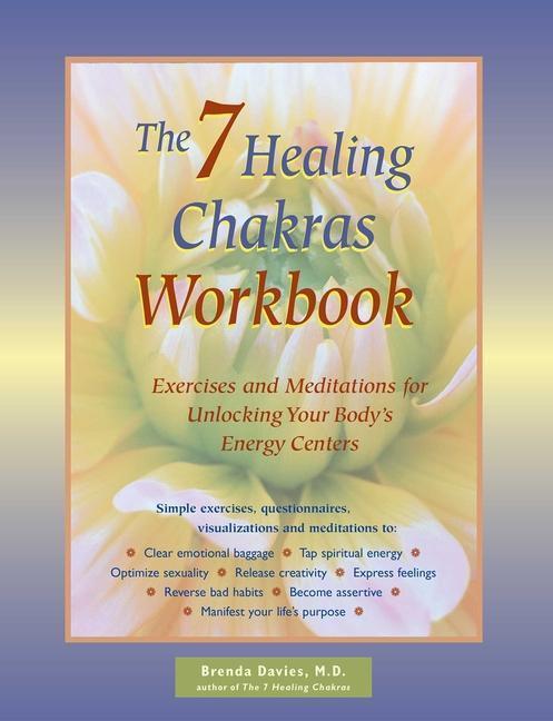 The 7 Healing Chakras Workbook als Taschenbuch