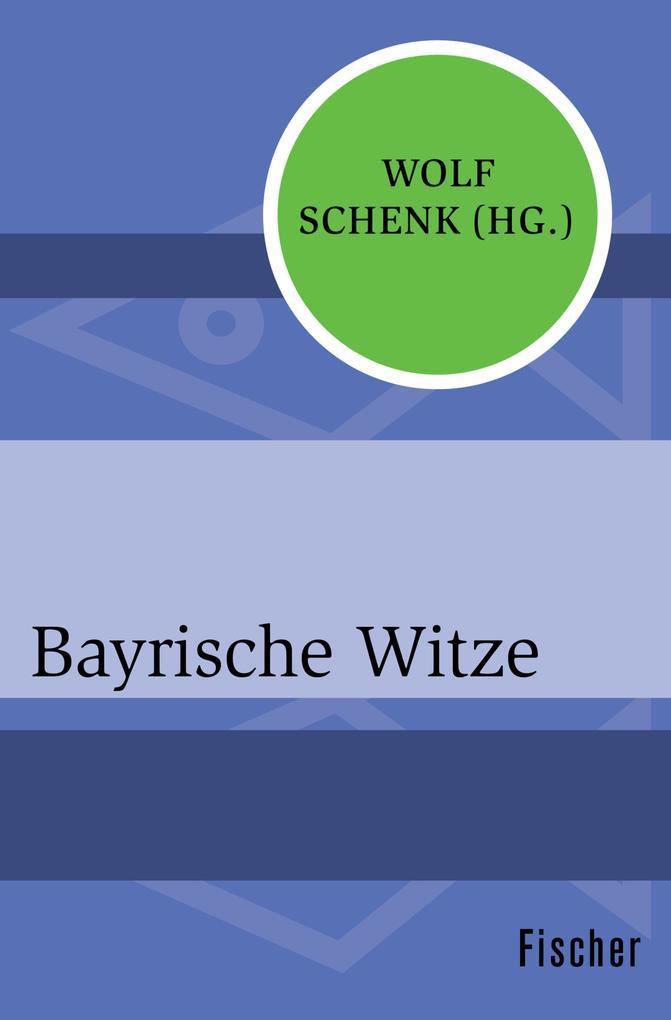 Bayrische Witze als eBook Download von
