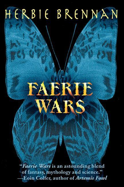 Faerie Wars als Buch
