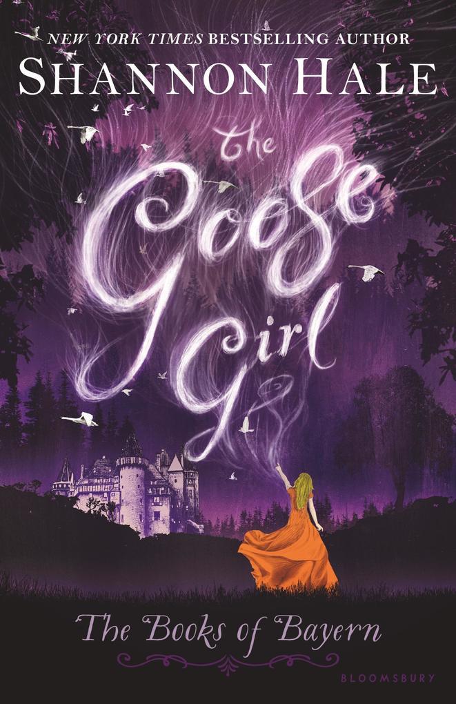GOOSE GIRL als Buch