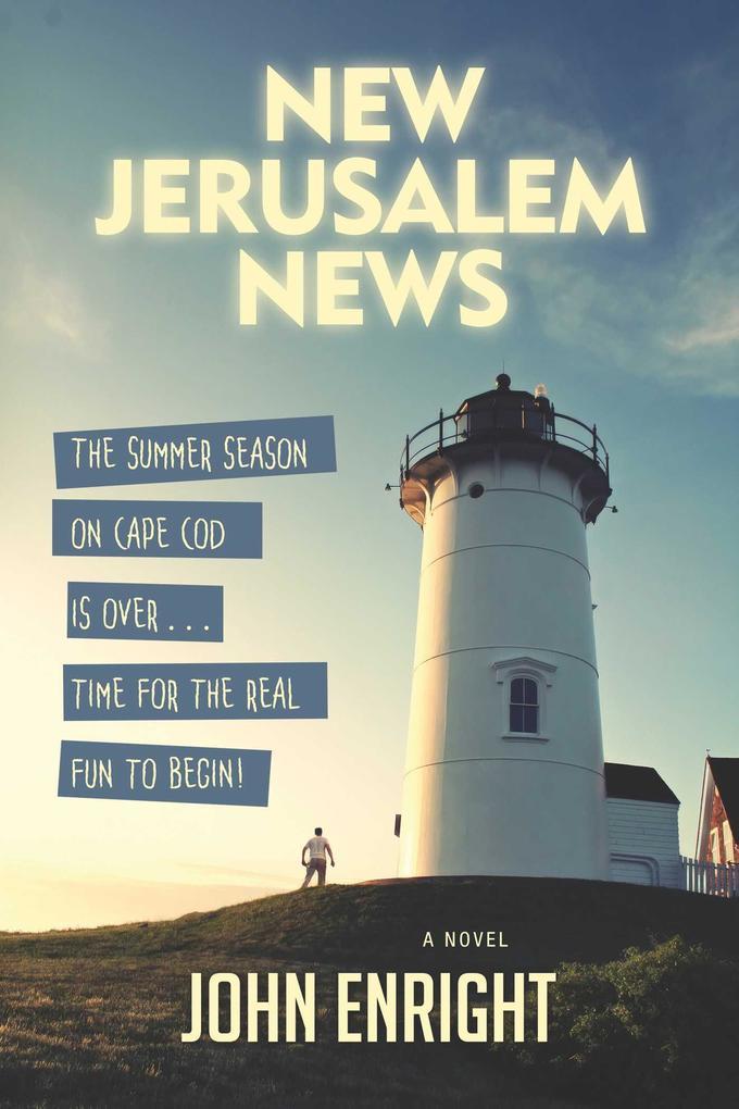 New Jerusalem News als eBook Download von John ...
