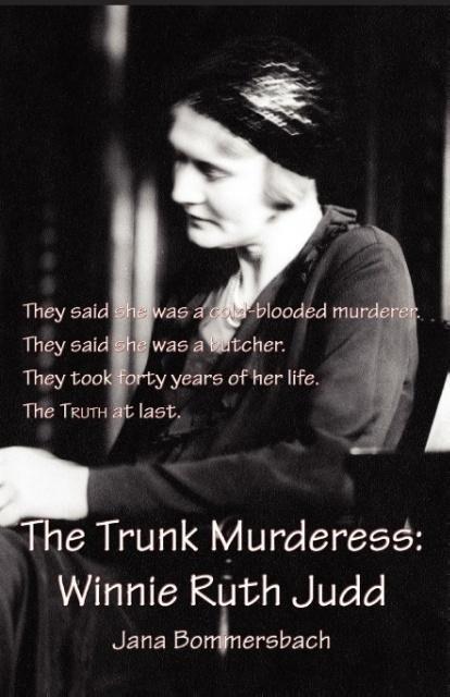 The Trunk Murderess als Taschenbuch