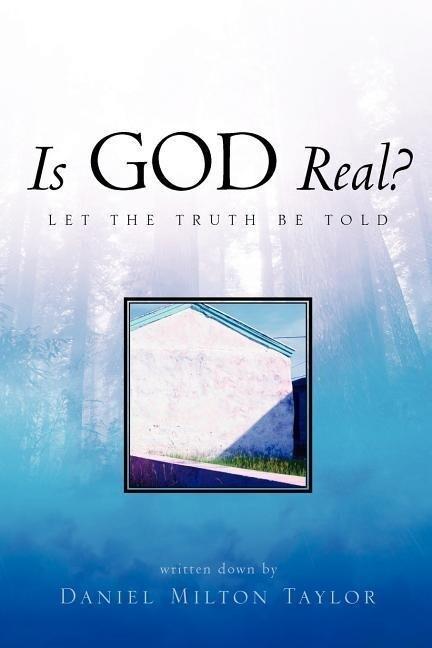 Is God Real? als Taschenbuch