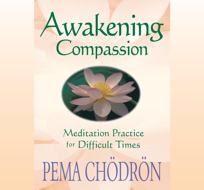 Awakening Compassion: Meditation Practice for Difficult Times als Hörbuch