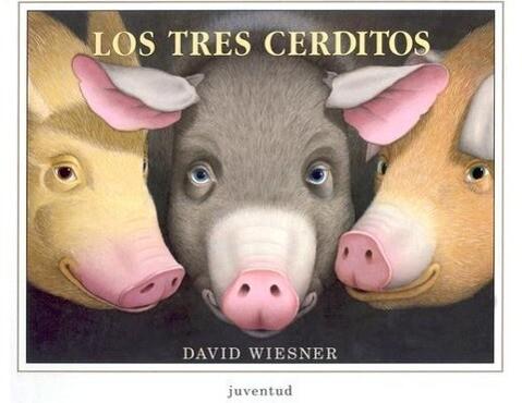 Los Tres Cerditos = The Three Pigs als Buch