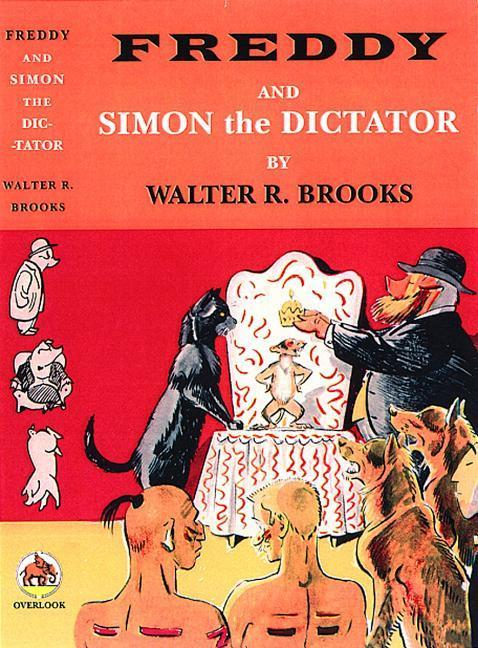 Freddy and Simon the Dictator als Buch
