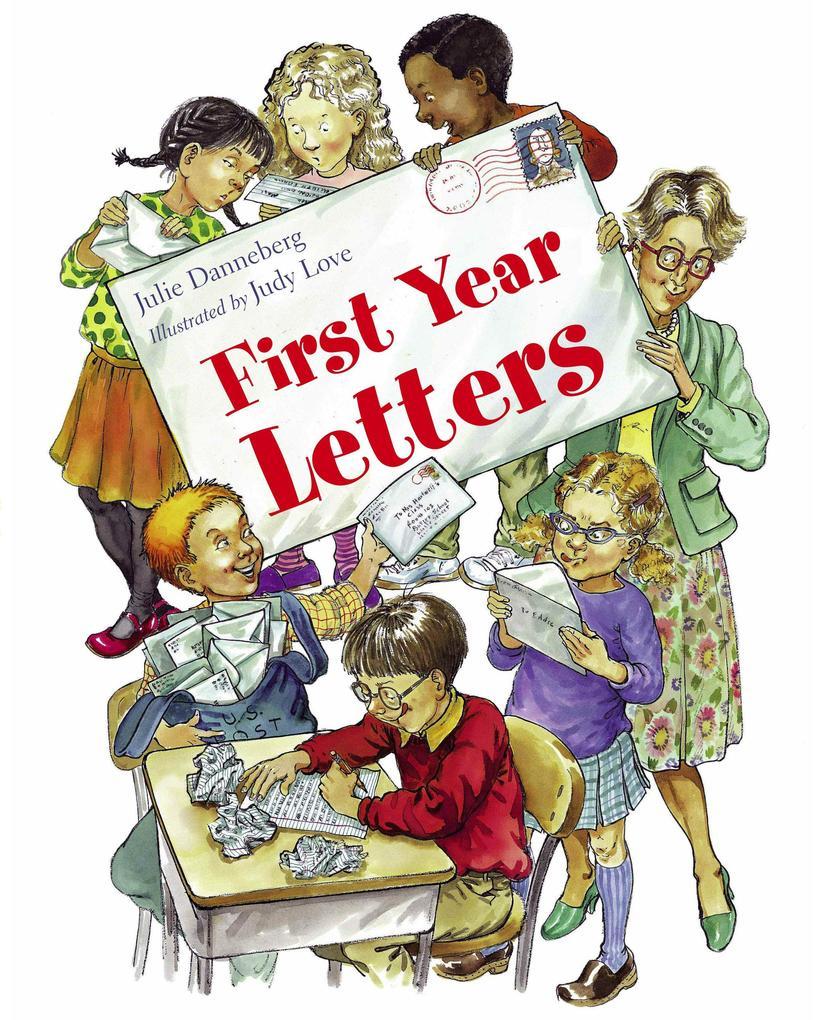 First Year Letters als Taschenbuch
