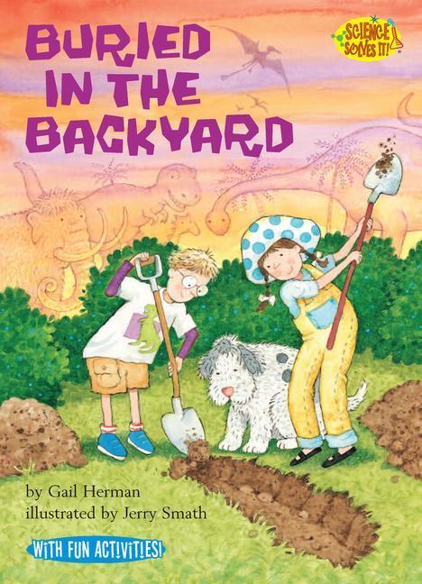 Buried in the Back Yard als Taschenbuch