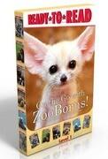 On the Go with Zooborns! Set: Welcome to the World, Zooborns!; I Love You, Zooborns!; Hello, Mommy Zooborns!; Nighty Night, Zooborns; Splish, Splash