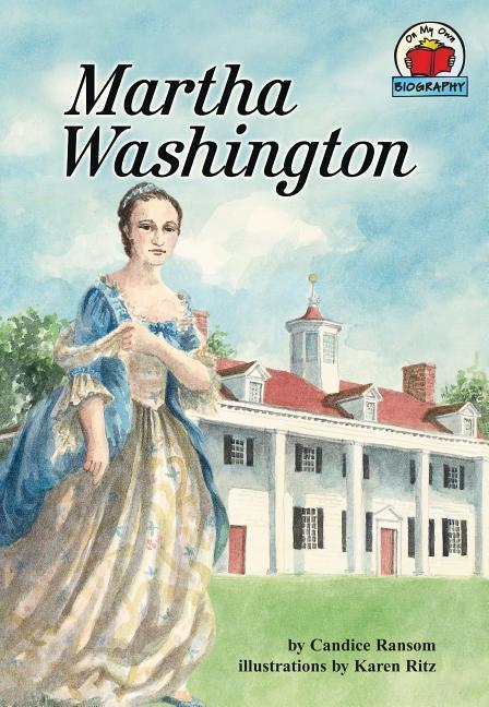 Martha Washington als Taschenbuch