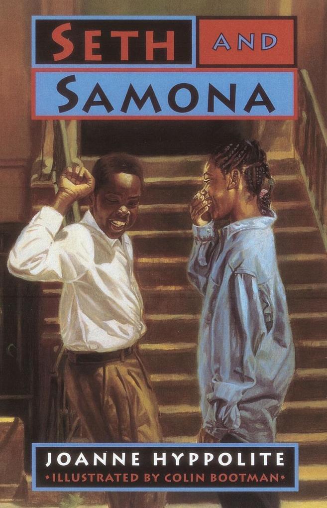 Seth and Samona als Taschenbuch