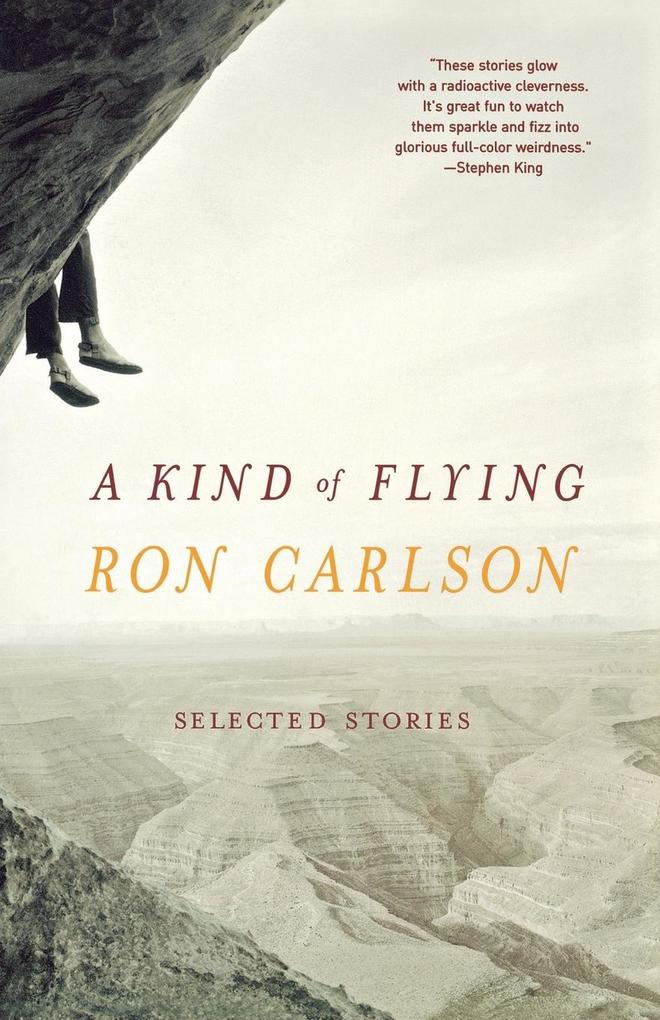 A Kind of Flying: Selected Stories als Taschenbuch