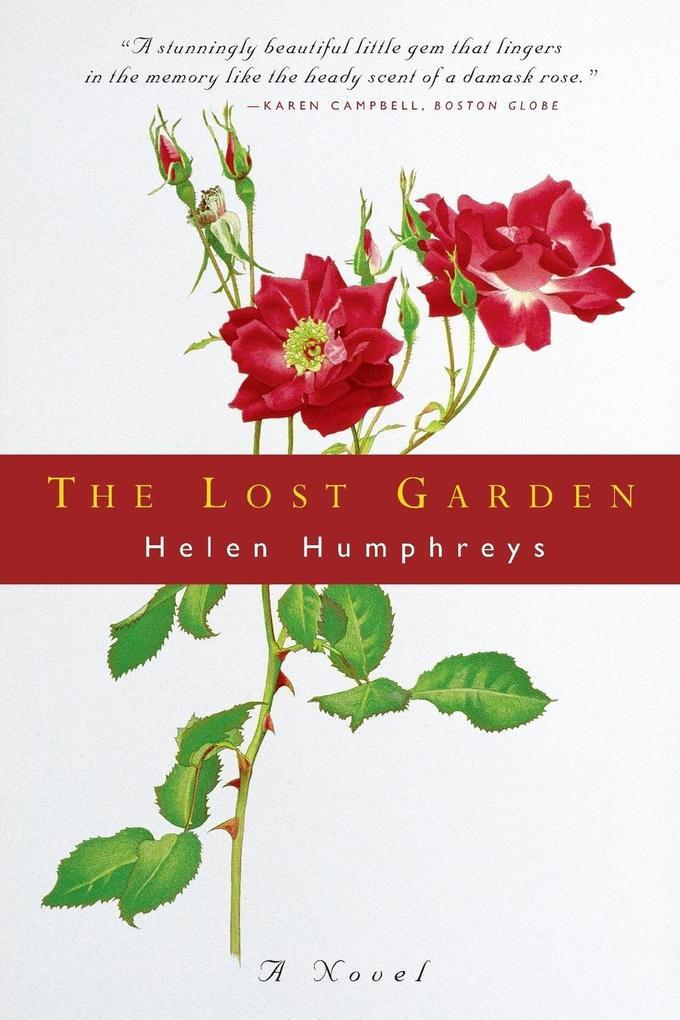 Lost Garden als Taschenbuch