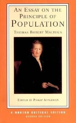 Essay on the Principle of Population als Buch