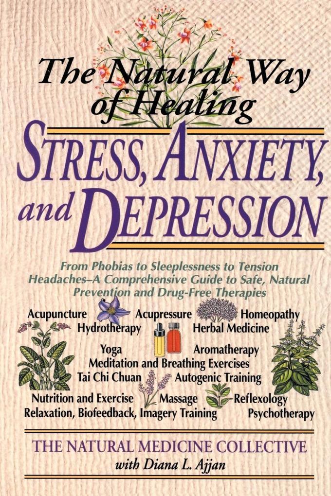 Stress, Anxiety, als Taschenbuch