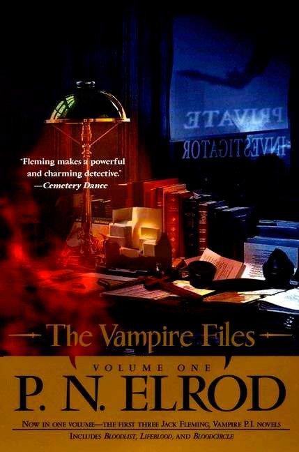 The Vampire Files, Volume One als Taschenbuch