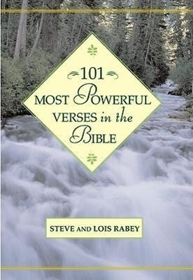 101 Most Powerful Verses in the Bible als Buch