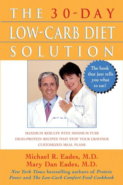 The 30-Day Low-Carb Diet Solution als Buch