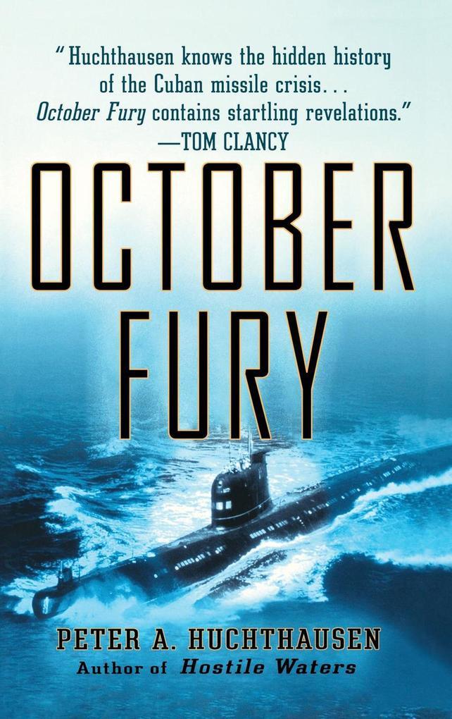 October Fury als Buch