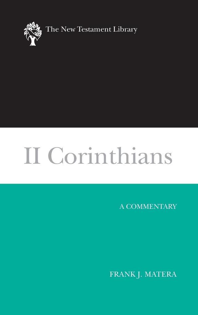 II Corinthians (NTL) als Buch