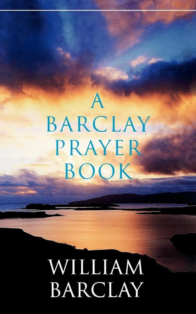 A Barclay Prayer Book als Buch
