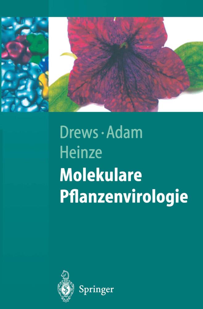 Molekulare Pflanzenvirologie als Buch