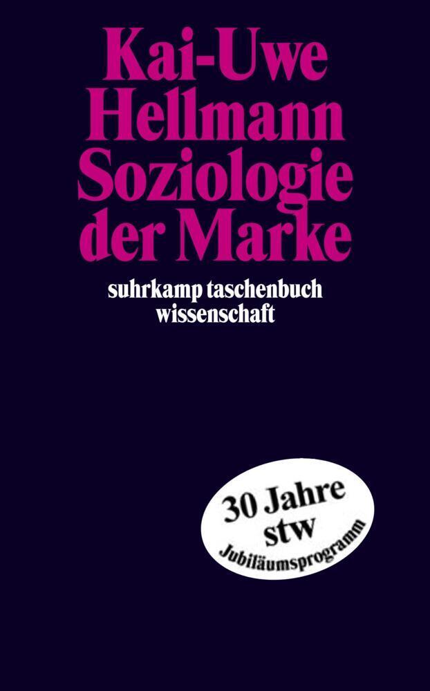 Soziologie der Marke als Taschenbuch
