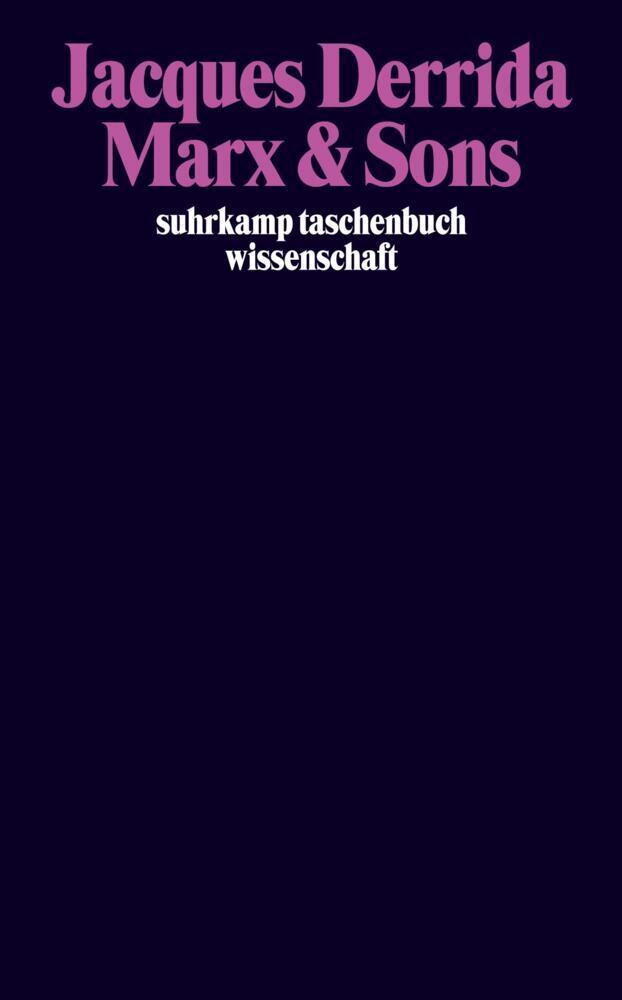 Marx & Sons als Taschenbuch