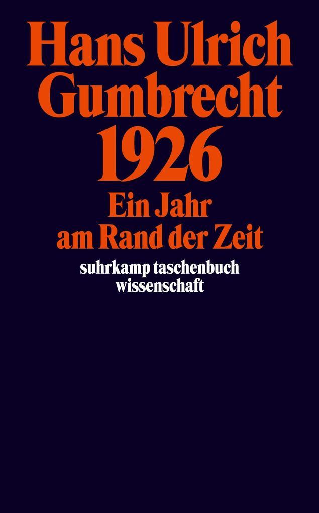 1926 als Taschenbuch