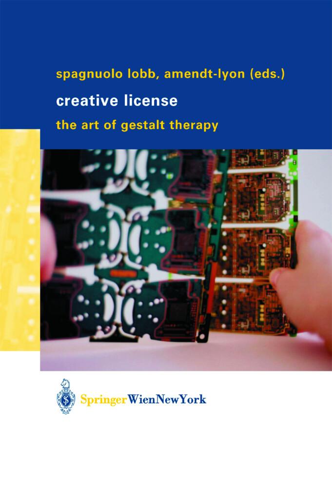Creative License als Buch