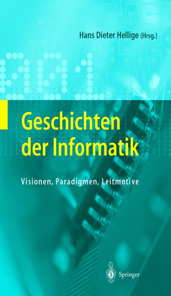 Geschichten der Informatik als Buch von