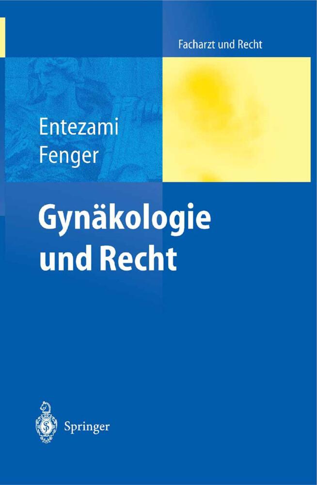 Gynäkologie und Recht als Buch