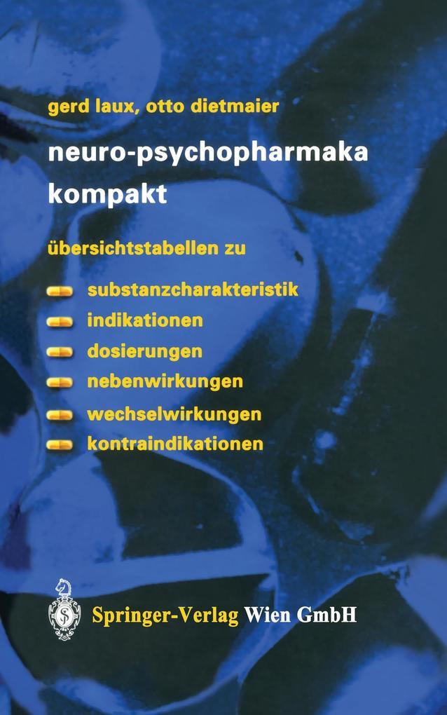 Neuro-Psychopharmaka kompakt als Buch