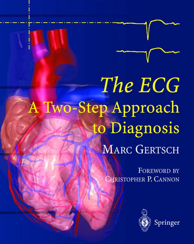 The ECG als Buch